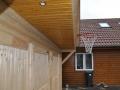 Butenas Holzgarage 1