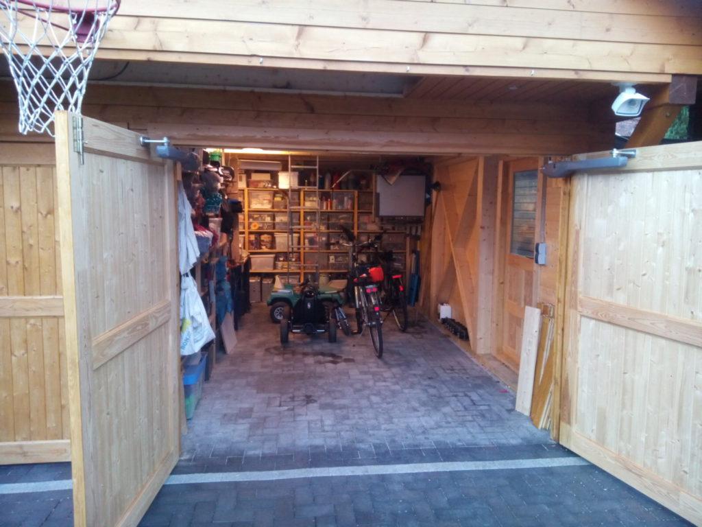 volle Garage